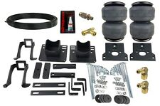 air bag helper springs kit w/4 ply airbags no drill for 05-10 ford f250 f350 2wd