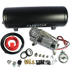 12V Air Compressor Carmocar Medium Duty Onboard Air System With 2.5 Gallon Tank