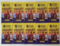 2020/21 PANINI Adrenalyn EPL Soccer - 10 Packets (60 cards + 10 codes)