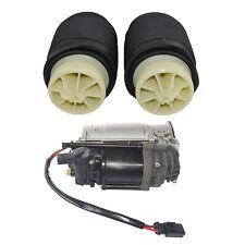 Suspension Air Matic & Air Compressor Pump Mercedes E550 E63 CLS63 CLS400 CLS550