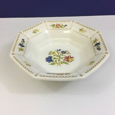 """Nikko Classic Collection Magenta #269 6-3/4"""" Cereal Bowl"""