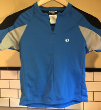 Youth Cycling Jersey, Quarter Zip, 3 Back Pockets
