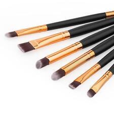 6PCS Cosmetic Makeup Brush Lip Makeup Brush Eyeshadow Brush Gift