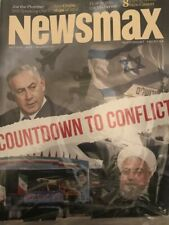 Newsmax Independent American - July 2018 - Countdown to Conflict