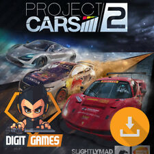 Project CARS 2 - Steam Key / PC Game - Driving / Racing [NO CD/DVD]