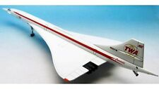 INFLIGHT/JFOX IFCONC1115 1/200 CONCORDE TWA N001TW W/STAND LTD EDN 144 PIECES