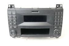 Mercedes Benz Sprinter W906 Radio Audio 10 Unidad de Control Headunit