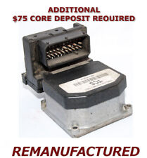 REMAN 05-08 Crown Victoria Grand Marquis ABS Pump Control Module TRACTION