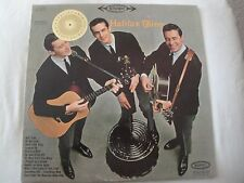 THE HALIFAX THREE USA 1963 Epic LP early Denny Doherty from The Mamas & Papas