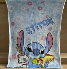 lilo&stitch scrump small plush soft blanket quilt blankets throws cartoon cute