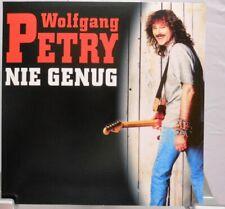 Wolfgang Petry + CD + Nie genug + 18 starke Songs + Special Edition (313)