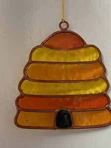 Bee Hive Sun Catcher