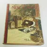 The New Yorker: October 22 1955 Full Magazine/Theme Cover Perry Barlow
