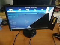 "philips 193VL 19"" computer monitor VGA input(549)"