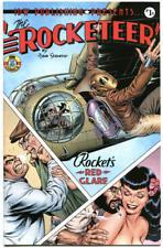 ROCKETEER Cargo of DOOM #1 2 3 4, NM, Dave Stevens, Bettie Page, 2012, 1-4 set,B