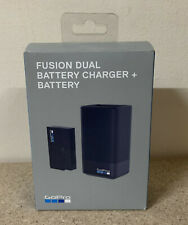 GoPro Fusion Action Camera Dual Battery Charger + Additional Battery ASDBC-001