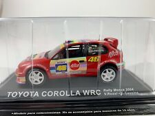 Toyota Corolla WRC Valentino Rossi Monza Rally 2004 1:43*OVP*