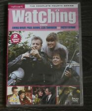 Watching: The Complete Fourth Series [DVD] [1989-1990]  2 X DVD ~ Paul Bown NEW