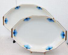 Anno 1920 1930 Porcellana di Limoges Due piatti