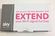 3 Sky Broadband Wireless WiFi Signal Booster Extender Sb601