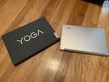 "New listing Lenovo Yoga C940 14"" (256Gb Ssd, Intel Core i7 10th Gen., 3.90 Ghz, 12Gb) Laptop"