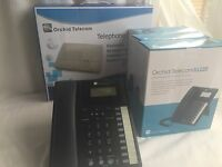 ORCHID PBX 416+ TELEPHONE  SYSTEM with 4 X fixed phones