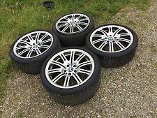 "2001-2006 BMW E46 M3 19"" sport wheels rims 330i 328i 323i 325i 325Ci staggered"