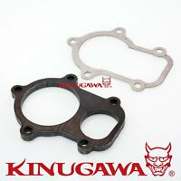 Kinugawa Turbo Turbine Outlet Flange & Gasket Set Ford Falcon XR6 BA, BF, FG