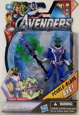 """SKRULL SOLDIER The Avengers Movie Comic Series 4"""" inch Action Figure #15 2012"""