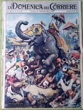 La Domenica del Corriere 30 Agosto 1959 Pace-Maker Terremoto Rockefeller Montana