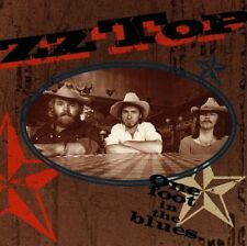 One Foot In The Blues [Audio CD] ZZ Top