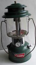Vintage Coleman model 220-J Double Mantle Lantern -- 12-76