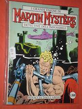 MARTIN MYSTERE-ORIGINALE- N°70- 1°EDIZIONE- GRANDI ENIGMI-DETECTIVE IMPOSSIBILE