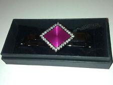 Pink Square shaped Handbag Hanger/ hook NEW