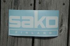 Sako Rifles Decal gun sticker
