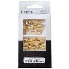 Furutech FP209-10 (G) 10 pieces set FURUTECH power cable Y-Plug