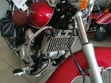 HONDA VT 125 VT125 SHADOW STAINLESS STEEL RADIATOR COVER GRILL GUARD