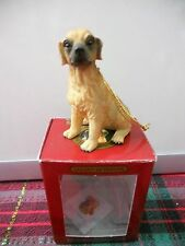 Collectors Series Limited Edition Golden Retriever Ornament Last One