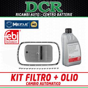 Kit Filtro + Olio Cambio Automatico MEYLE FEBI BILSTEIN BMW X5 (E53) 3.0 d 184CV