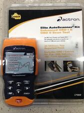 NEW - ACTRON Elite Auto Scanner Kit OBD I & II Scan Tool - CP9690