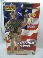 Figurine 1/6 Elite Force US Marine Delta force modern combat