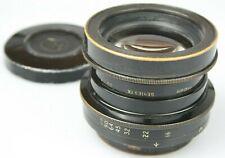 "TAYLOR HOBSON 18"" 460mm f/10 Series IX COOKE APOCHROMATIC PROCESS LENS +Cap LF"