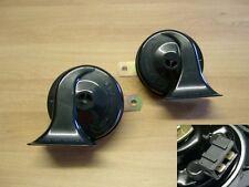 Hupe Zweiklang-Fanfare Signalhörner 12 Volt laut für VW
