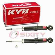 2 pc KYB Excel-G Rear Suspension Struts for 2009-2010 Toyota Corolla 1.8L L4 za