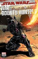 🚨🔥 STAR WARS WAR OF THE BOUNTY HUNTERS ALPHA #1 CAMUNCOLI Trade Dress Variant