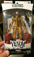 "Marvel Legends 6"" Phage Symbiote New Venompool BAF IN HAND Maximum Venom"