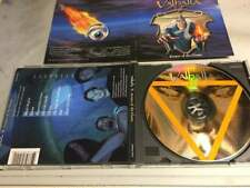 VALHALLA - ´´KEEPER OF THE FLAME´´ - RARE PRIVATE US METAL CD 2000