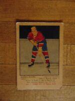 Authentic 1951 Parkhurst Kenneth Mosdell #11 Original