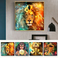 Twelve Constellation 5D Full Drill Diamond Painting Cross Stitch Wall Decoration