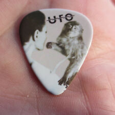 Ufo Collectors Guitar Pick 'No Heavy Petting' Great 70s Monkey Infusion Lp Art